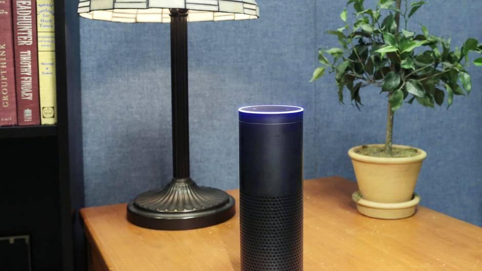 Alexa ist der Sprachdienst vom Amazon Echo