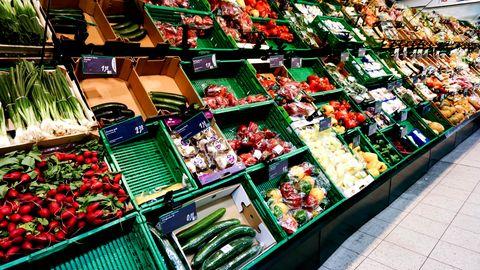 Gemüse ist im Februar teuer geworden