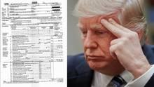 Donald Trump Steuererklärung
