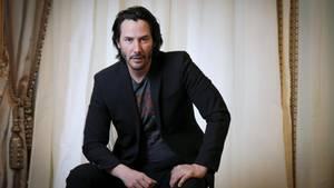 """Mit seiner Darstellung des Neo in den """"Matrix""""-Filmen erlangte Keanu Reeves Weltruhm"""