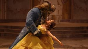 "Emma Watson in ""The Beauty and the Beast"""