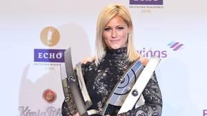 Im vergangenen Jahr räumte Helene Fischer bei der Echo-Verleihung ordentlich ab