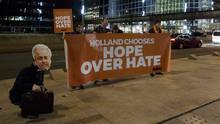 Die Niederländer haben sich gegen den Rechtspopulismus von Geert Wilders entschieden