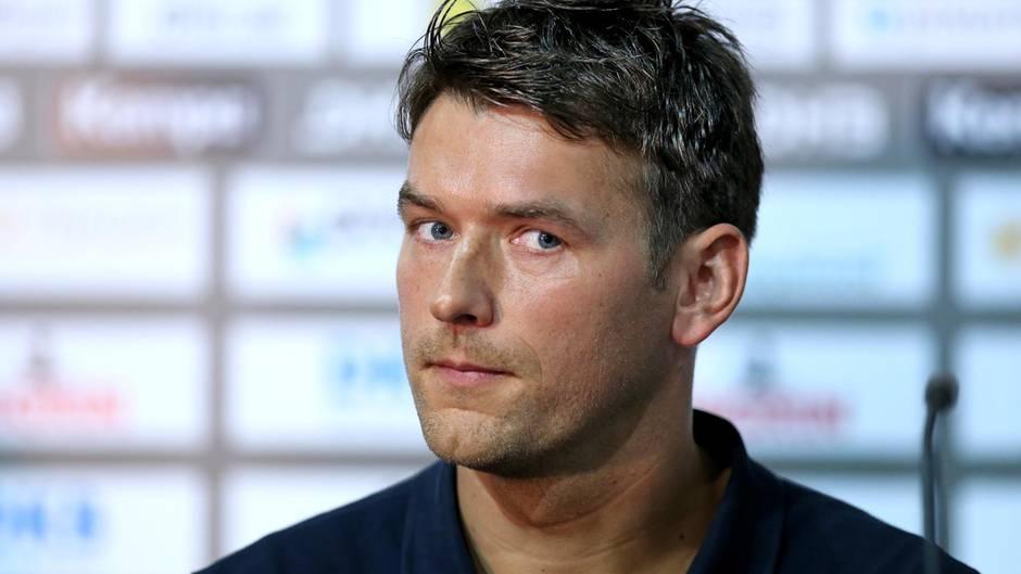 Der neue Handball-Bundestrainer Christian Prokop