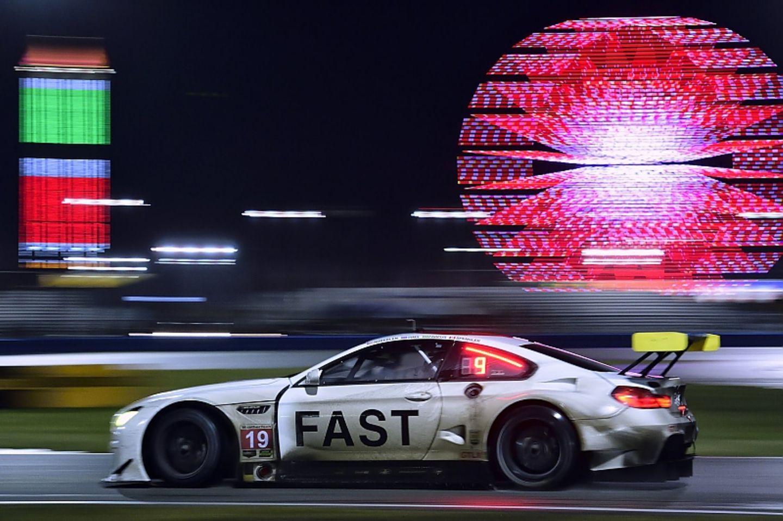 BMW M6 GTLM von John Baldessari in Daytona 2017