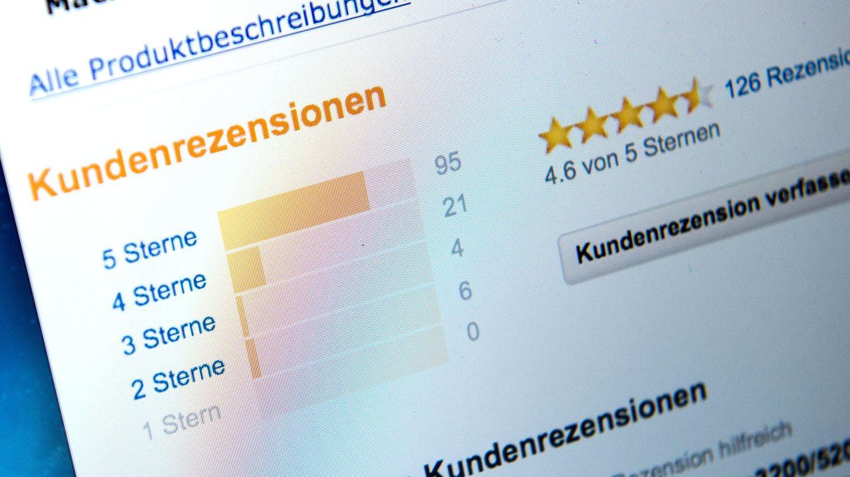 Fake Bewertungen So entlarven Kunden gefälschte Rezensionen ...
