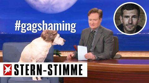 Micky Beisenherz über #Gagshaming