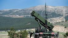 US-Army Patriot Rakete
