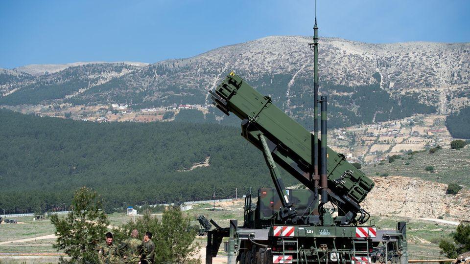 US-Army Patriot Rakete