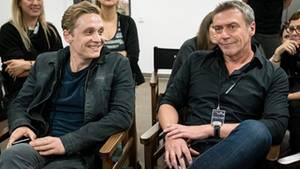 Arno Strobel und Matthias Schweighöfer