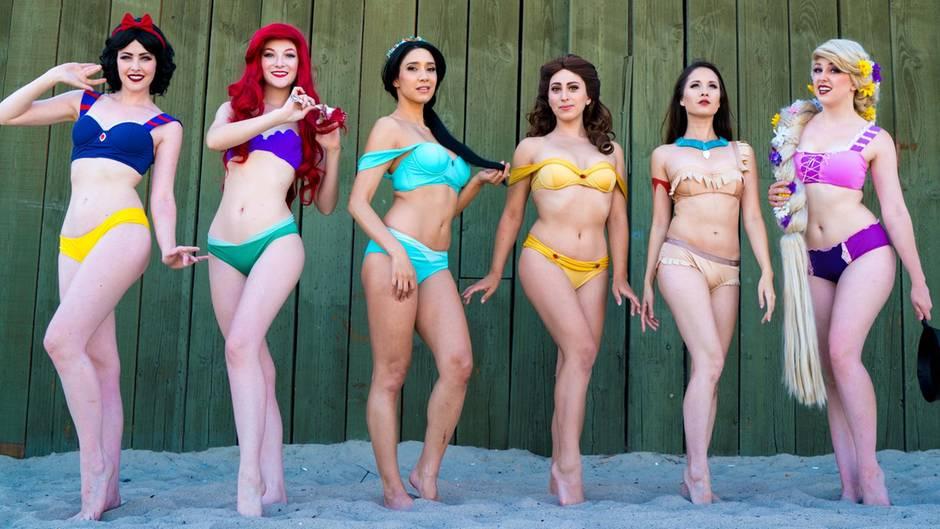 Disney Bikinis