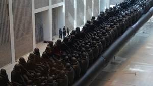 Ai Weiwei - Flüchtlingsboot - Prag