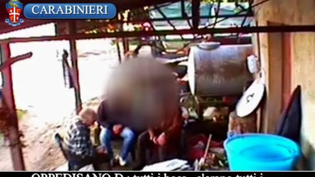 Italienische Polizei hat 300 Mafia-Verdächtige verhaftet