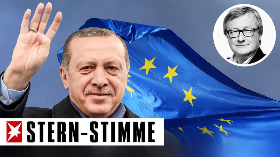 Hans-Ulrich Jörges' Klartext: Wählt, ihr Türken: Erdogan oder Europa!