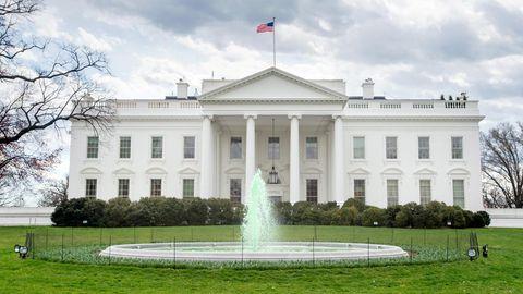 Im Weißen Haus gab es bereits mehrere Eindringlinge - vor einer Woche gelang es einem Mann, länger auf dem Gelände zu bleiben.