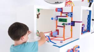 Klebeband revolutioniert das Lego-Spielen