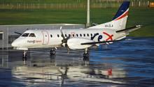 Saab 340 der australischen Airline Regional Express Rex.