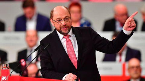 Wird wohl SPD-Kanzlerkandidat: Martin Schulz