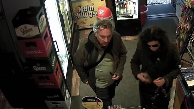 Polizei sucht Mann und Frau nach Diebstahl in Brilon