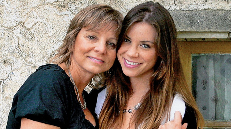 Brittany Maynard (rechts) und ihre Mutter Deborah Ziegler