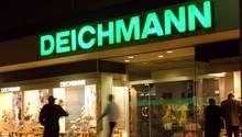 Deichmann expandiert - auch im Netz