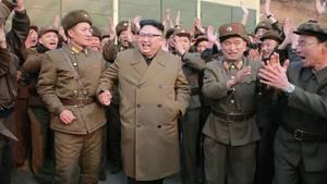 Nordkorea testet neuen Raketenantrieb