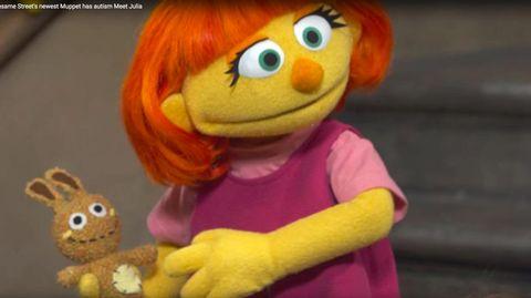 Inklusion: Autistisches Mädchen in der Sesamstraße