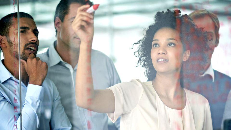 Frauen im Job: Männer können viel lernen