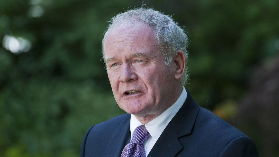 Martin McGuiness wurde 66 Jahre alt