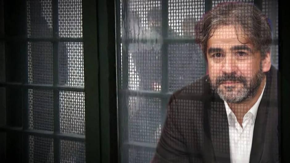 Seit mehr als drei Wochen in einem türkischen Gefängnis: Ende Februar wurde der deutschtürkische Reporter Deniz Yücel (Die Welt) in Untersuchungshaft genommen.