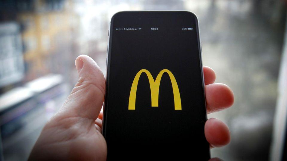 McDonald's baut Lieferservice aus