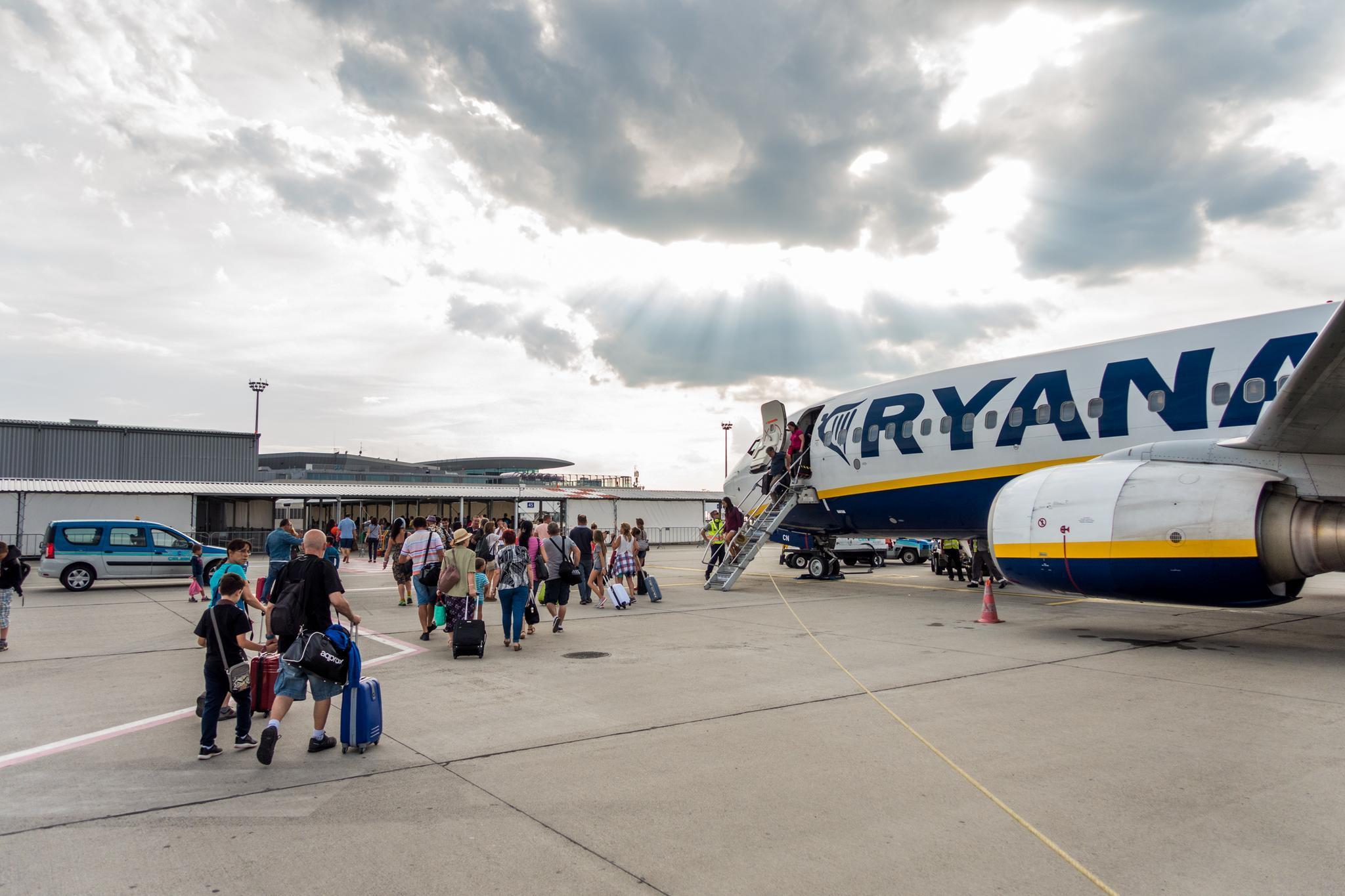 Ryanair: Die Arbeit ist laut Stewart die Hölle – wegen der ...