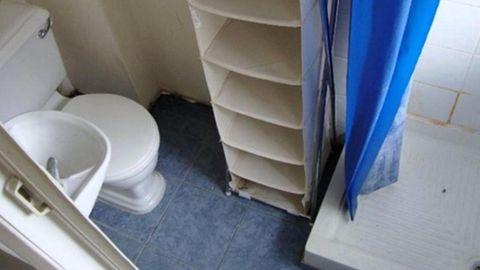 Miet-Irrsinn in London: In diesem fiesen Wohnklo kostet jeder Quadratmeter 100 Euro