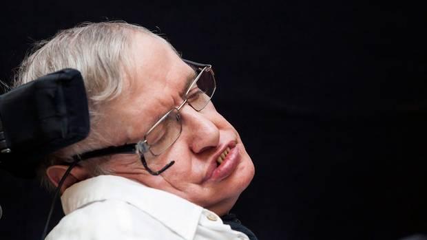 Stephen Hawking fühlt sich in den USA nicht mehr willkommen