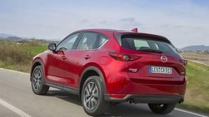 Mazda CX 5 2.2 Diesel - mit 110 kW / 150 PS