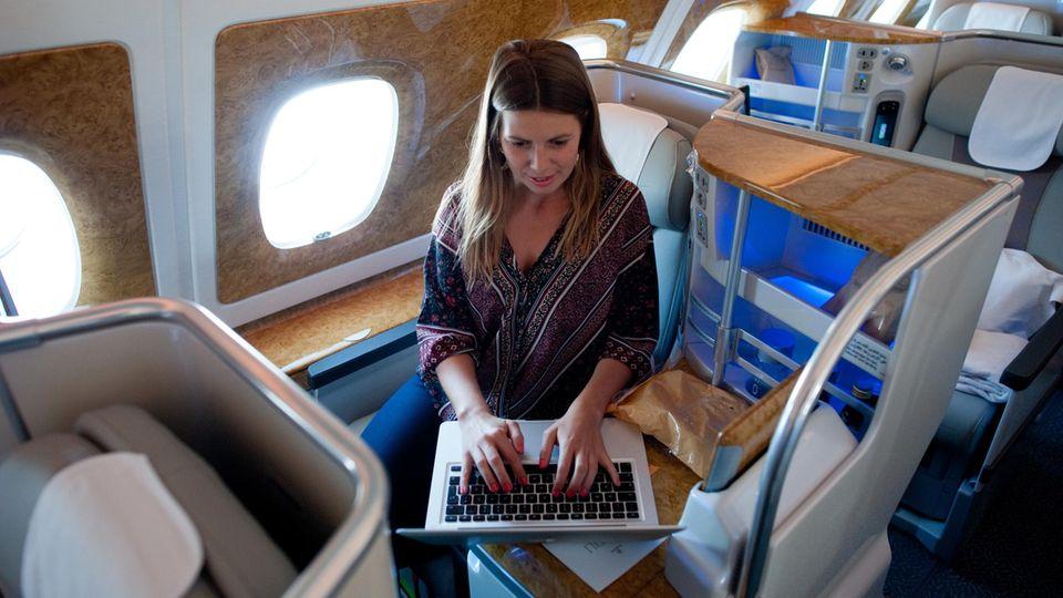 Großbritannien folgt USAbeim Laptop-Verbot auf vielen Flügen