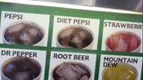 Falls jemand vergessen haben sollte, wie Pepsi, Limonade oder Tee aussehen