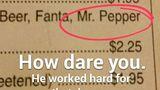 "Dem Softdrink ""Dr. Pepper"" wurde der Doktortitel entzogen"