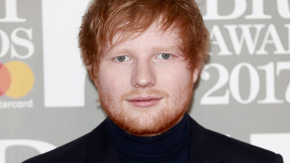 Ed Sheeran im Profil