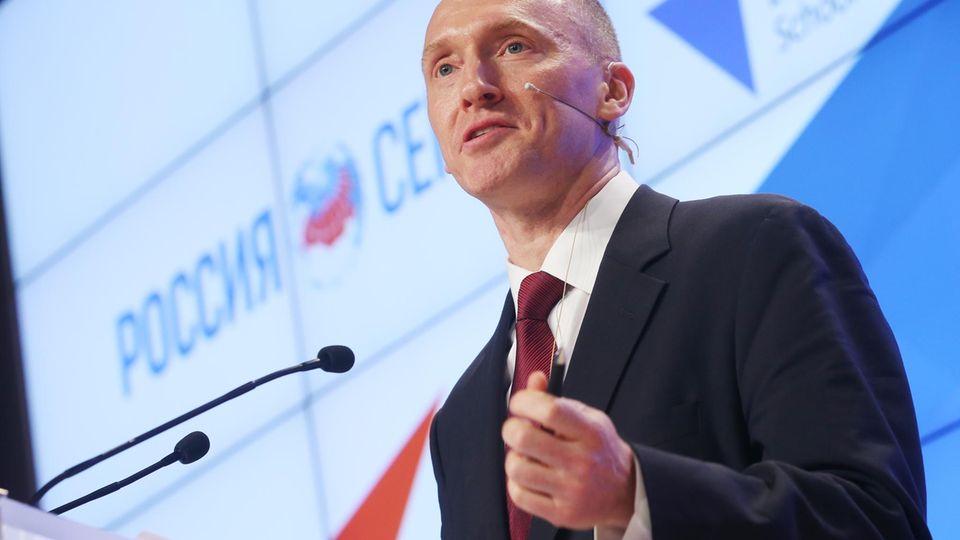 Russland-Affäre: Vier Figuren aus Trumps Umfeld stehen jetzt im Fokus - ein Überblick
