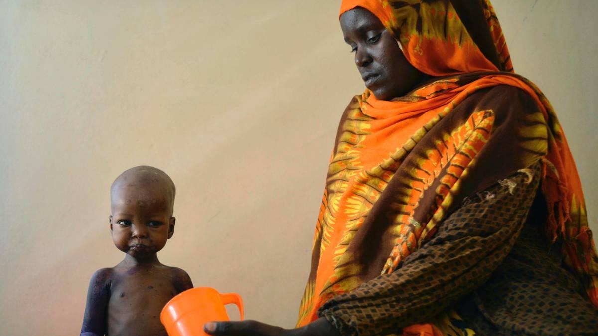 Dürre und Krieg in Afrika