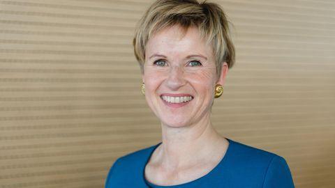 Porträt der BMW-Vorstandsvorsitzenden Susanne Klatten