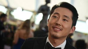"""The Walking Dead""-Schauspieler Steven Yeun"