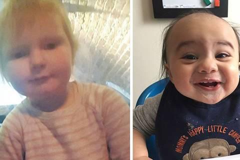 Das ist doch ...: Erkennen Sie die prominenten Doppelgänger dieser Babys?