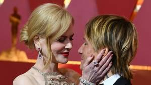Keith Urban und Nicole Kidman