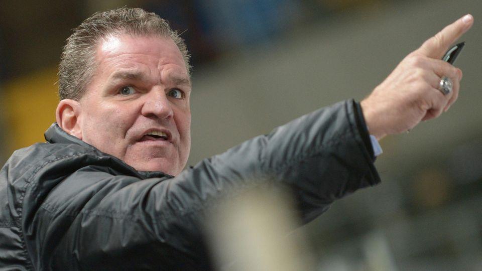 Sean Simpson, Trainer der Adler Mannheim
