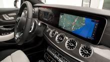 Mercedes E 400 4matic Coupé - mit zwei 12,3-Zoll-Bildschirmen