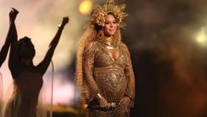 Der Superstar Beyoncé Knowles ist hochschwanger