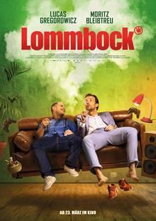 "Das Film-Plakat zu ""Lommbock""."