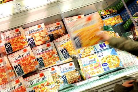 Verbraucher in Deutschland: Tiefkühl-Pizza, Fischstäbchen und Co. boomen - weil wir weniger kochen